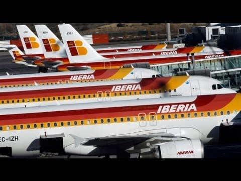 Iberia to cut 4,500 jobs, a quarter of airline's workforce