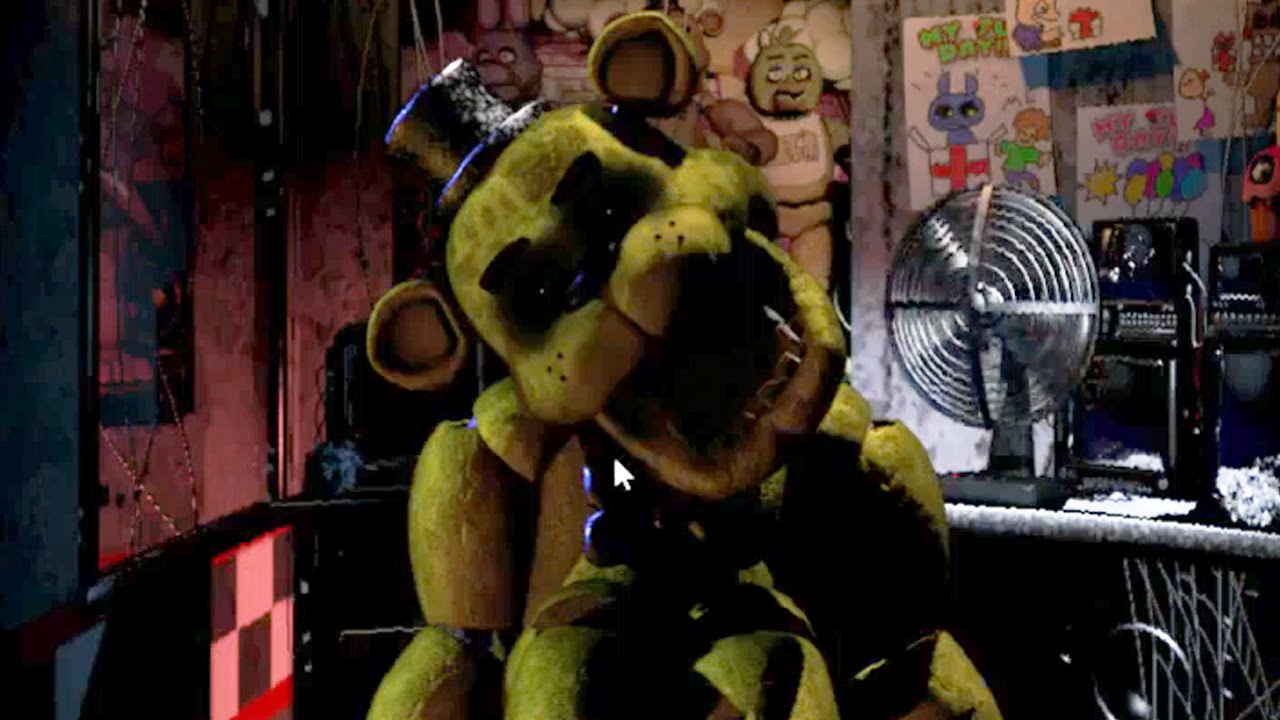 Five nights at freddy s death montage youtube