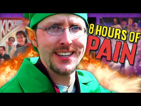 I watched all of Nostalgia Critic's awful films so you don't have to..