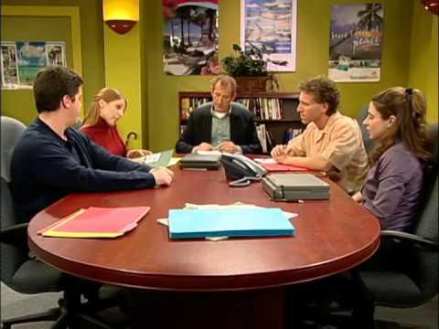 English Conversation (video teaching): (Top Notch 3, Unit 3-2)