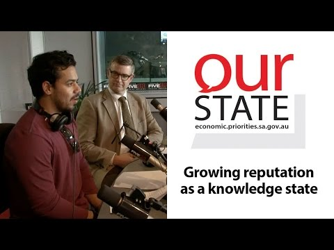 OurState: Growing reputation as a knowledge state
