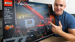 Download It FINALLY Happened!! - Building the Largest LEGO Technic Crane! Mp3 and Videos