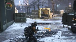 The Division - 19 Minutes of Unedited Darkzone Multiplayer Gameplay (Combat, Extractions, Loot) PS4