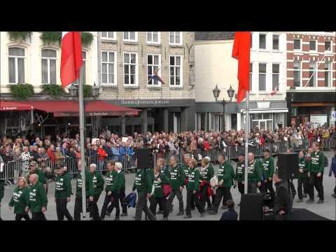Bergen op Zoom dankt Canada voor bevrijding 70 jaar geleden