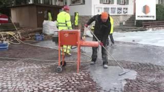 Baustelle Reith in Tirol