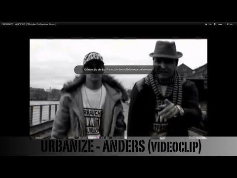 URBANIZE  - ANDERS (Offizielles HQ Musikvideo)