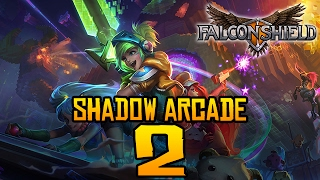 Repeat youtube video Falconshield - Shadow Arcade 2 (feat. KiandyMundi, Rawb, Nicki Taylor & LilyPichu)
