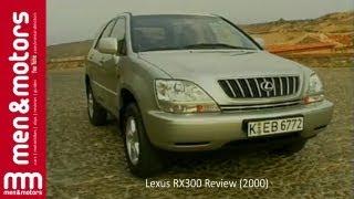 lexus RX300 Review (2000)