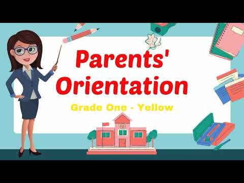 MODULAR DISTANCE LEARNING PARENTS' ORIENTATION