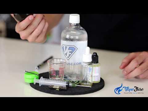 DIY EJuice With VapeFuse: How To Make Your Own Nicotine Vape Juice | VapeFuse