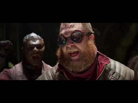 Taserface Full Scene - Guardians of the Galaxy Vol. 2 (2017)