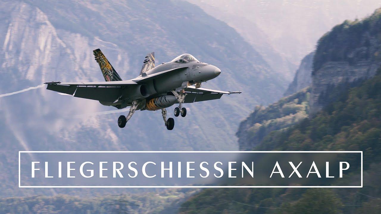 Download Swiss Air Force : Fliegerschiessen Axalp