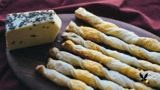 Cheese Straws Recipe - Honeysuckle Catering