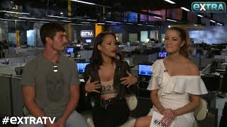 """""""Big Brother"""" & """"Amazing Race"""" Couple Cody & Jessica Spill on Wedding Plans!"""