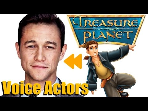 """""""Treasure Planet"""" (2002) Voice Actors and Characters - YouTube"""