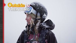 These Chicks Shred Mt. Baker | We Heard You Need Gloves