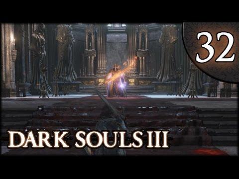 Let's Play Dark Souls 3 Gameplay Walkthrough (Herald) - Part 32: Pontiff Sulyvahn Boss
