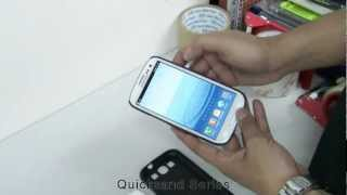 First Case for Samsung Galaxy S3 Review at DSstyles Thumbnail