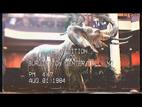 Burlington Center Mall, New Jersey - A Moribund Mall (Closed) - Expedition Log #12