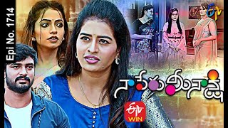 Naa Peru Meenakshi | 22nd  February 2021 | Full Episode No 1714 | ETV Telugu