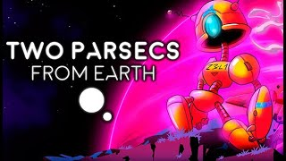 Metroidvania Divertido - Two Parsecs From Earth (Gameplay em Português PT-BR)