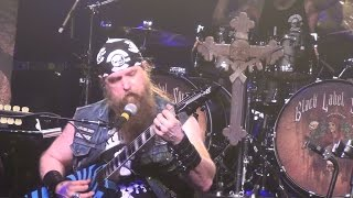 Black Label Society - Solo / Throwing it All Away - 2015
