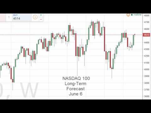 NASDAQ Index forecast for the week of June 6 2016, Technical Analysis