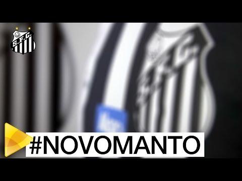AO VIVO | Lançamento do #NovoManto, a camisa 2 do Santos FC