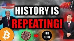 🔴WARNING: America AND China Will BAN CASH & Start The Bitcoin Bull Run. [Opinion] 👍