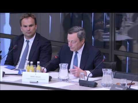 Mario Draghi attacked by the entire Dutch political spectrum in the Tweede Kamer
