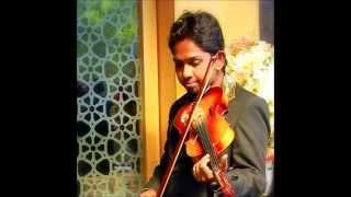 Piyu Bole (Parineeta) by Sarith Maheeputhra Pathirathne- Violin Instrumental