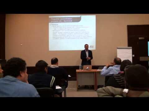 DNS Registry Best Practices Day2-P01 Registry registrar relations