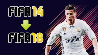 ПРЕВРАЩАЕМ ФИФА 14 В ФИФА 18 | НОВЫЙ СЕЗОН 17-18