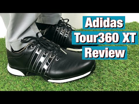 Adidas Tour360 XT Golf Shoes Review - Are these the best golf shoes of 2019?