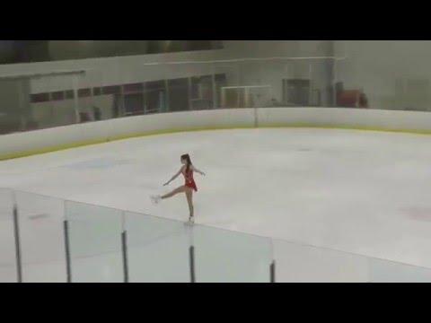 Kara's New Freestyle at Piney Orchard