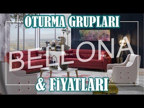 Bellona Mobilya Oturma Odasi Takimlari Fiyatlari Youtube