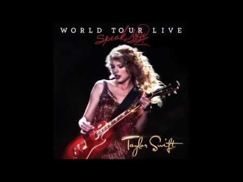 Taylor Swift - Better Than Revenge (Speak Now World Tour Live) Audio Official