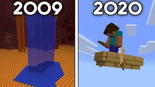 Minecraft's History of Glitches