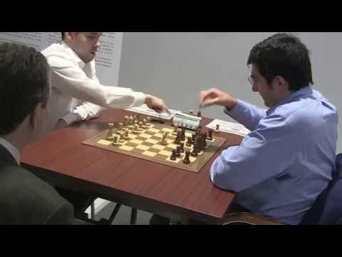2016-09-25 GM Nepomniachtchi - GM Kramnik Moscow Tal Memorial Blitz