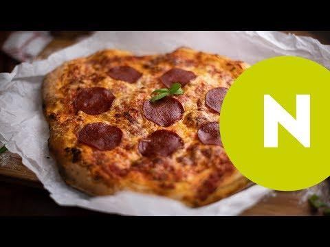 Pizzatészta Jamie Oliver-től recept | Nosalty letöltés
