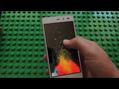 Leagoo Z5 3G smartphone First Impressions & Quick Review