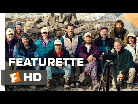 Everest Featurette - Working on the Mountain (2015) - Jason Clarke, Josh Brolin Movie HD