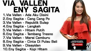 Dangdut Reggae Via Vallen Eny Sagita Terpopuler   YouTube