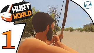 Hurtworld Gameplay - Ep1 - Game Introduction - Let