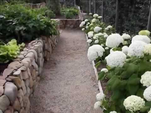 видео: Садовые дорожки