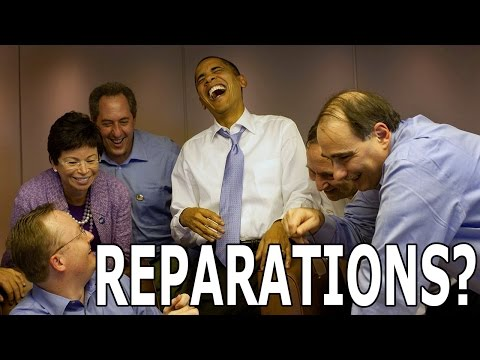 Fox News: Obama Soon To Force Slavery Reparations