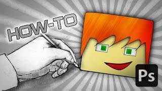 Download [TUTORIAL] How to Make a MINECRAFT Profile Picture! (Team Crafted Style) Photoshop CC Mp3 and Videos