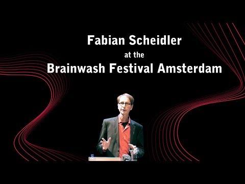 Fabian Scheidler The End of the Megamachine  - A Failing Civilization? Brainwash Festival Amsterdam