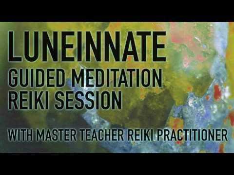 GUIDED MEDITATION: REIKI SESSION - YouTube