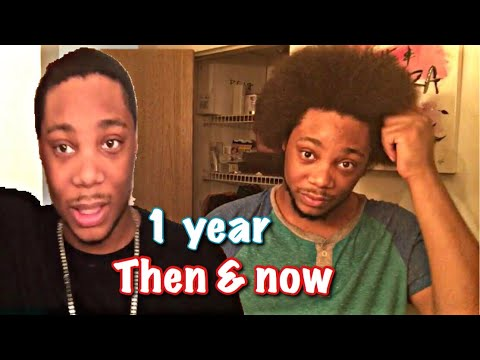 HOW TO GROW YOUR HAIR LONG AND FAST TIPS & TRICKS | AFRO JOURNEY 1 YEAR